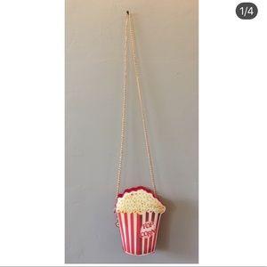 Handbags - Popcorn Pop-Art Purse!